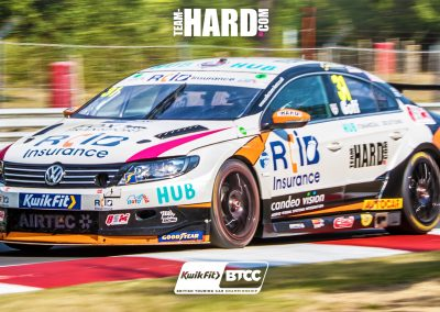 Jack Goff Team HARD Racing BTCC
