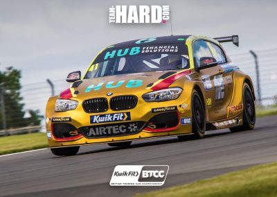 Carl Boardley Team HARD Racing BTCC
