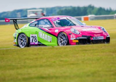 Porsche 911 GT3 Cup Car Team HARD Racing