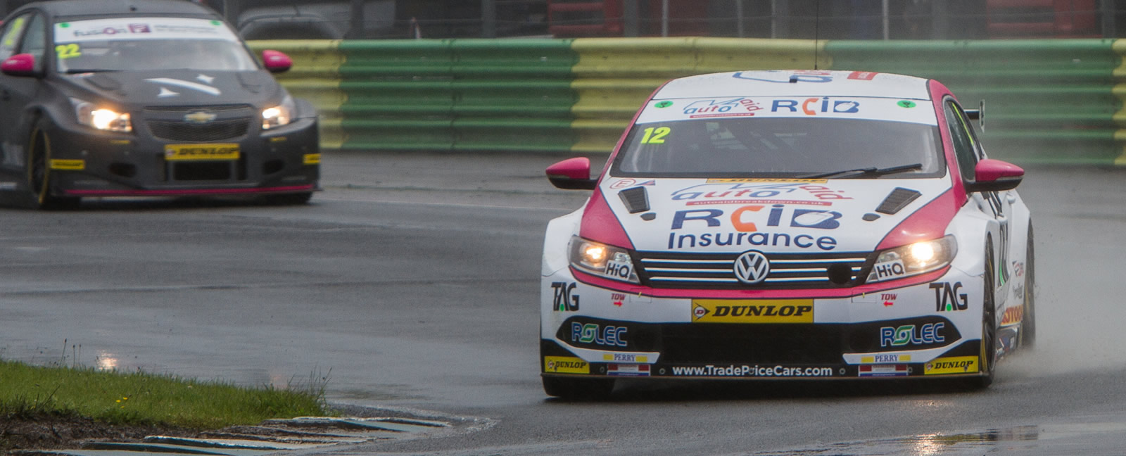 Epps Salvages Points Finish From Bruising Croft Weekend