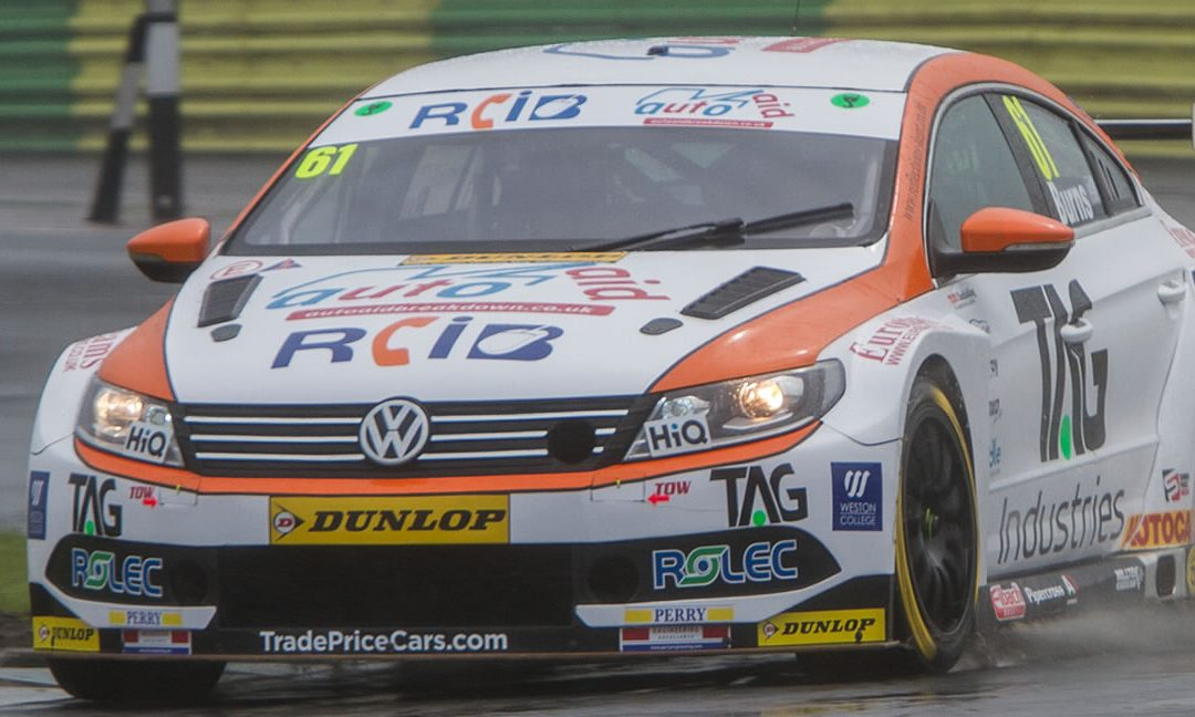 Burns Emerges From Challenging Croft Weekend With Seasons Best Results