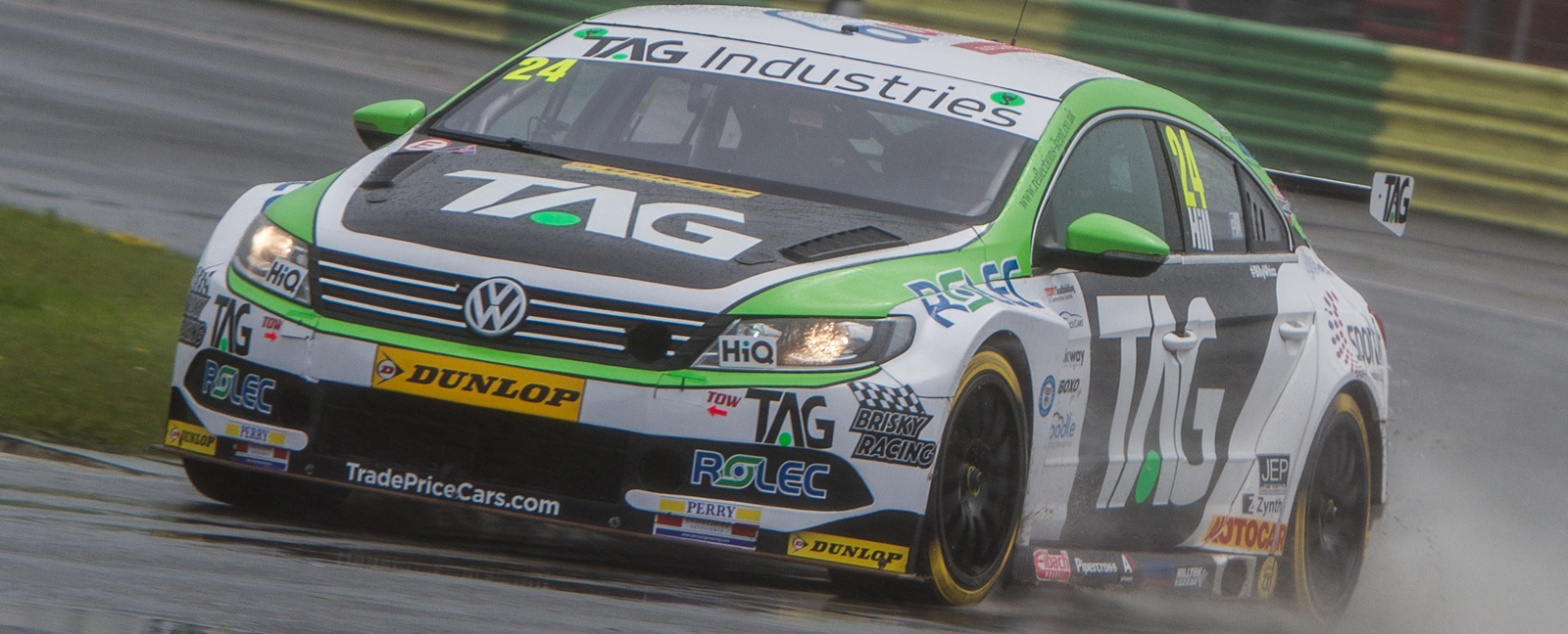 Tough weekend but more points for Hill at Croft