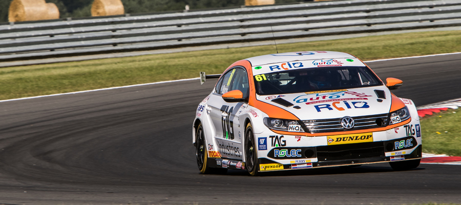 Burns Realises BTCC Dream With Maiden Jack Sears Trophy Victory