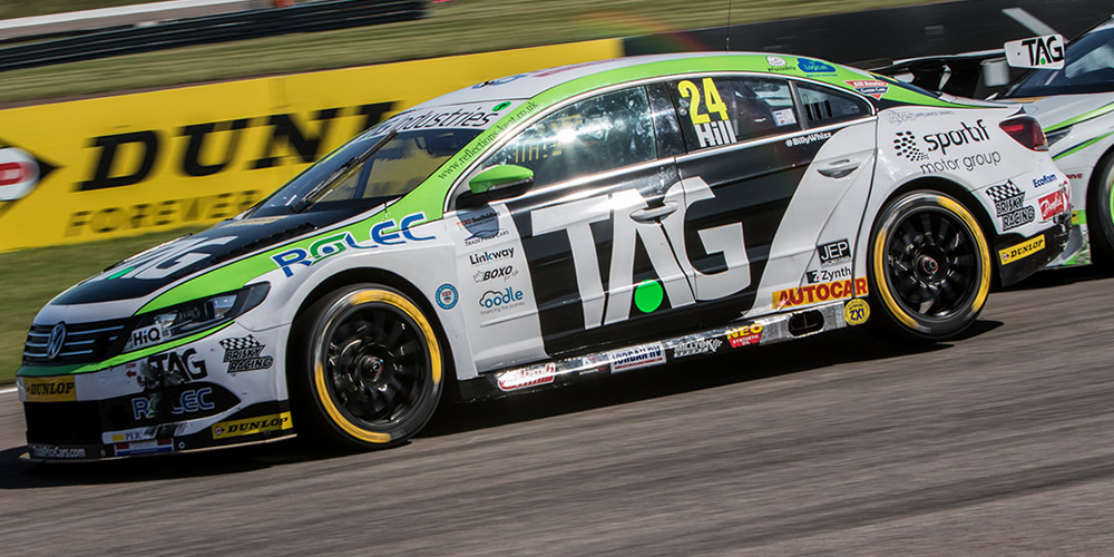 Hill's Rockingham BTCC Battles