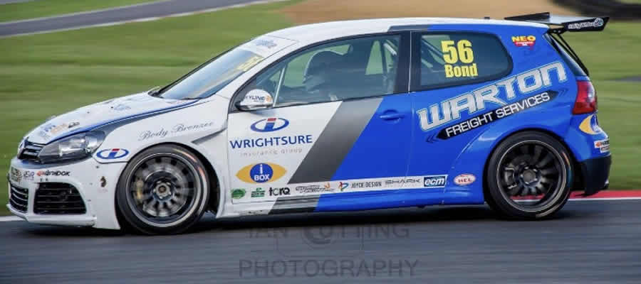 Jamie Bond – Brands Hatch Report