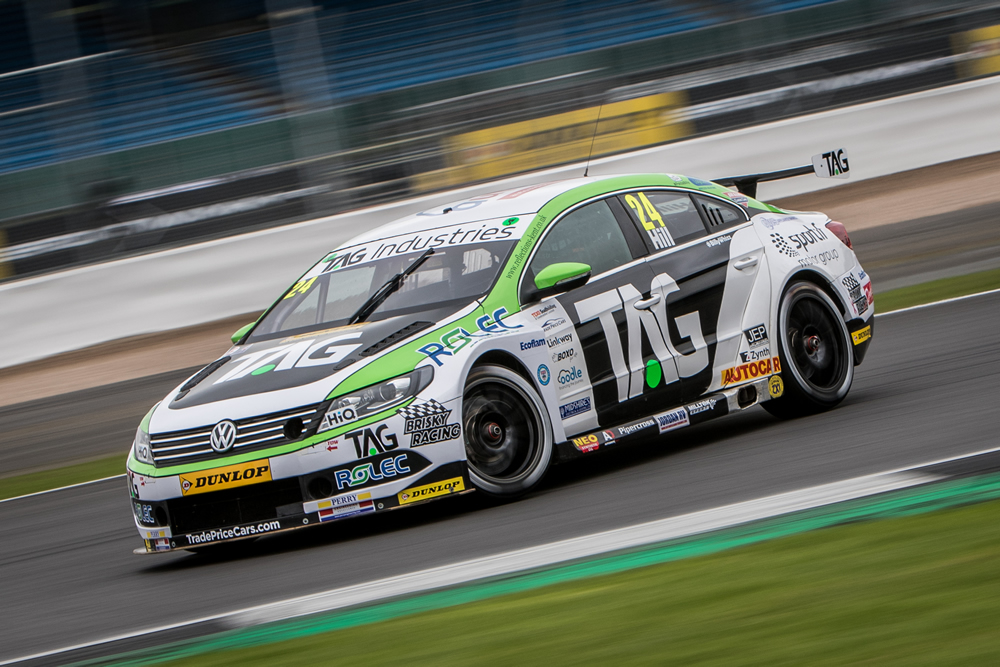 HILL FOCUSSED ON  BTCC SUCCESS WITH TEAM HARD BRISKY RACING