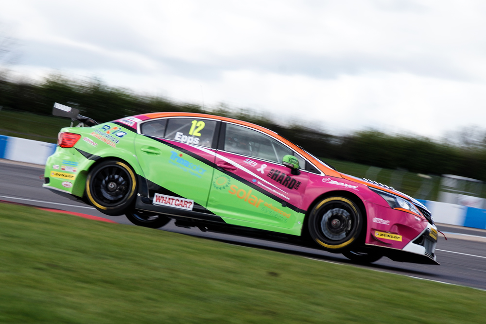 Adam Hatfield to debut BTCC machinery in Britcar