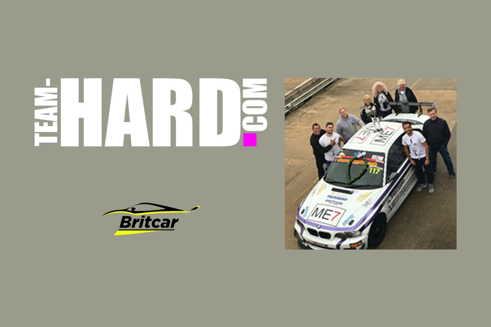 Triple champion makes Britcar Endurance debut with Team HARD. Racing