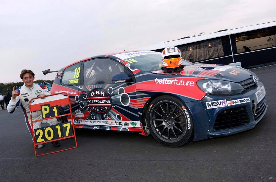 Bobby Thompson moves into the BTCC with Team HARD.