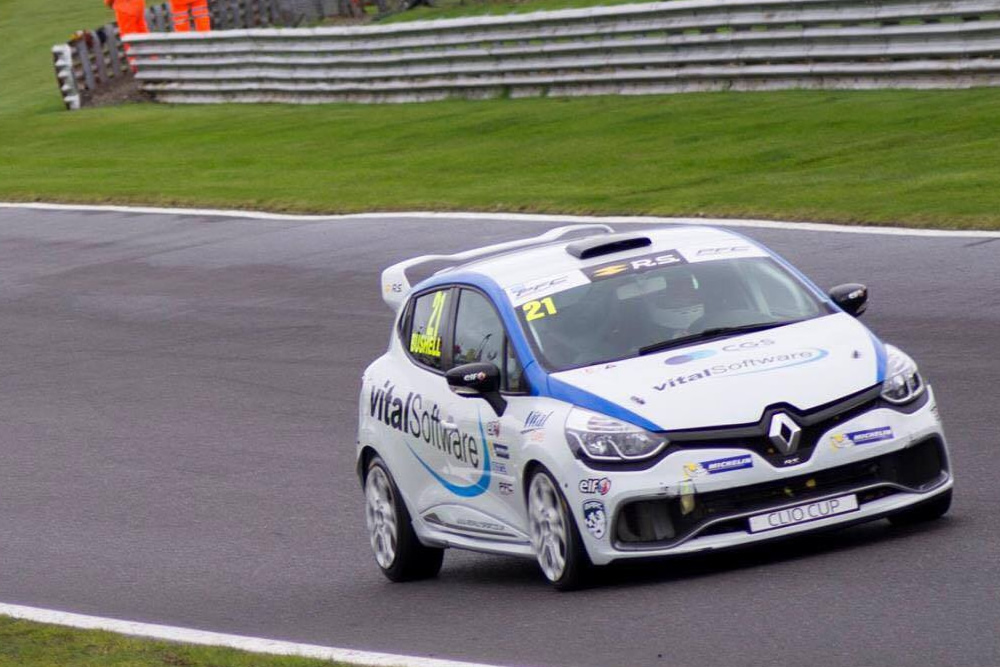 Two time Clio Cup Champion makes return to BTCC