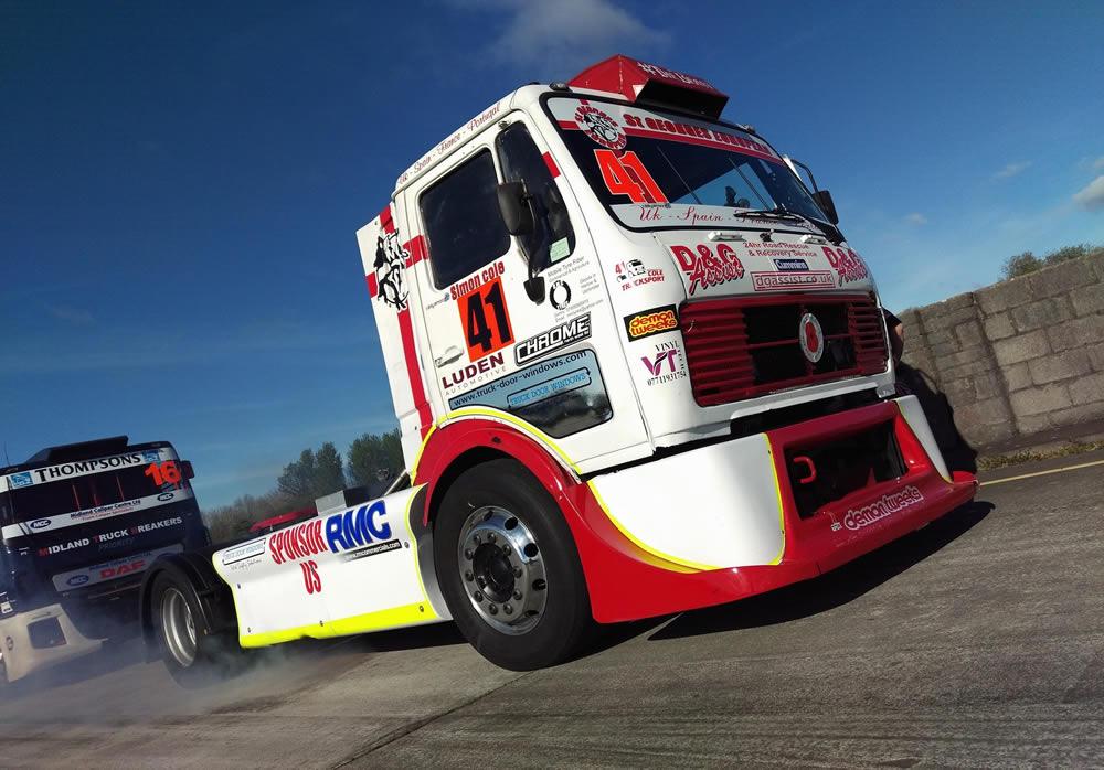Team HARD. & Cole Trucksport #beastmode