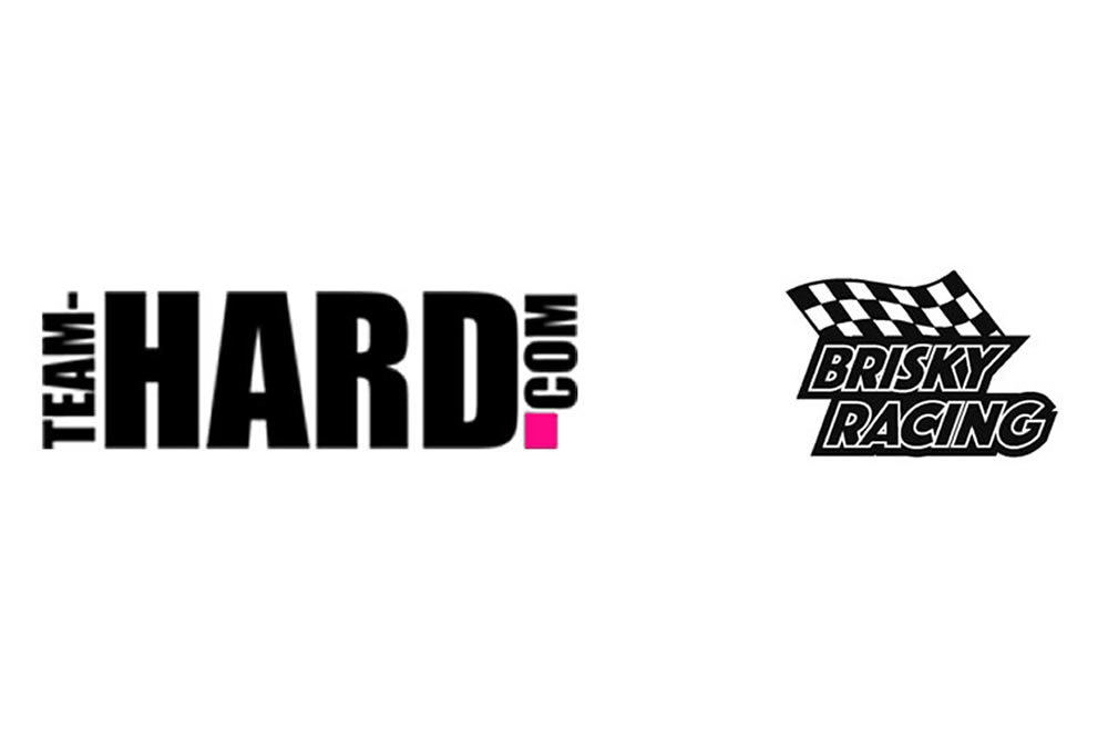 Team HARD. and Brisky Racing extend partnership to the power of 4.