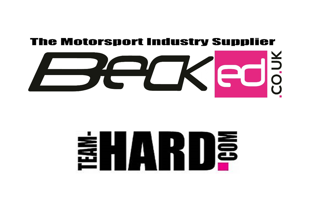 BeckEd extend partnership with Team HARD. Racing