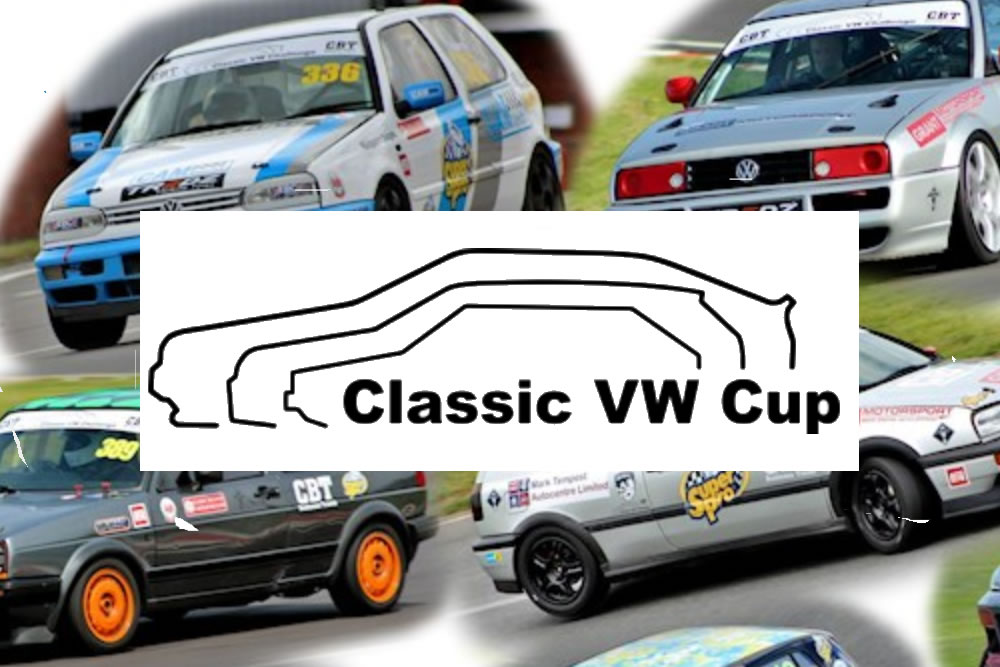 Team HARD. support Classic VW Cup