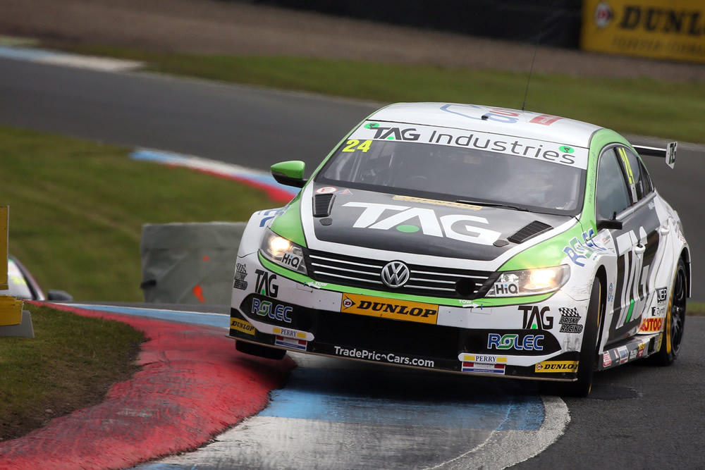 Trade Price Cars join Team HARD. Racing as 2018 BTCC title partners