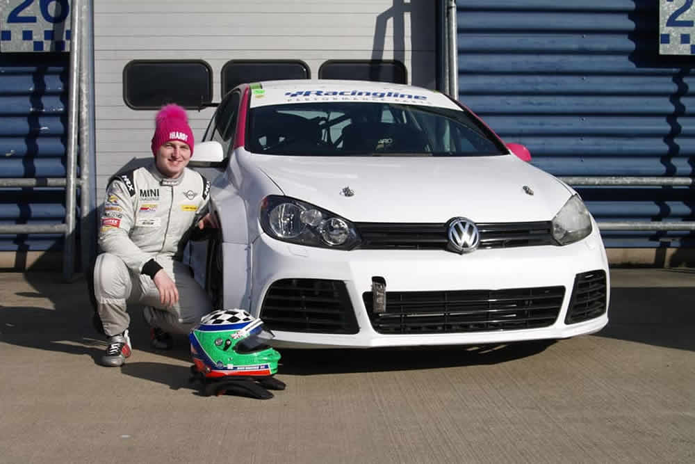 Wakefield joins Team HARD. for the 2018 Volkswagen Racing Cup
