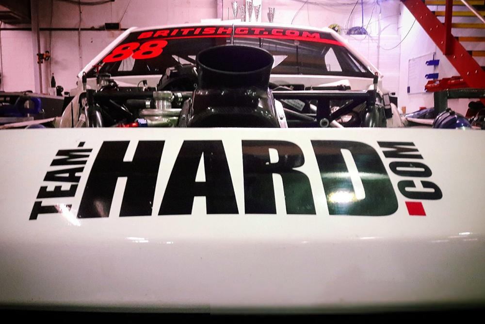 Team HARD Confirms Driver Line-Ups For 2018 British GT Championship