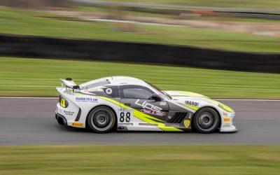 Ben Wallace British GT
