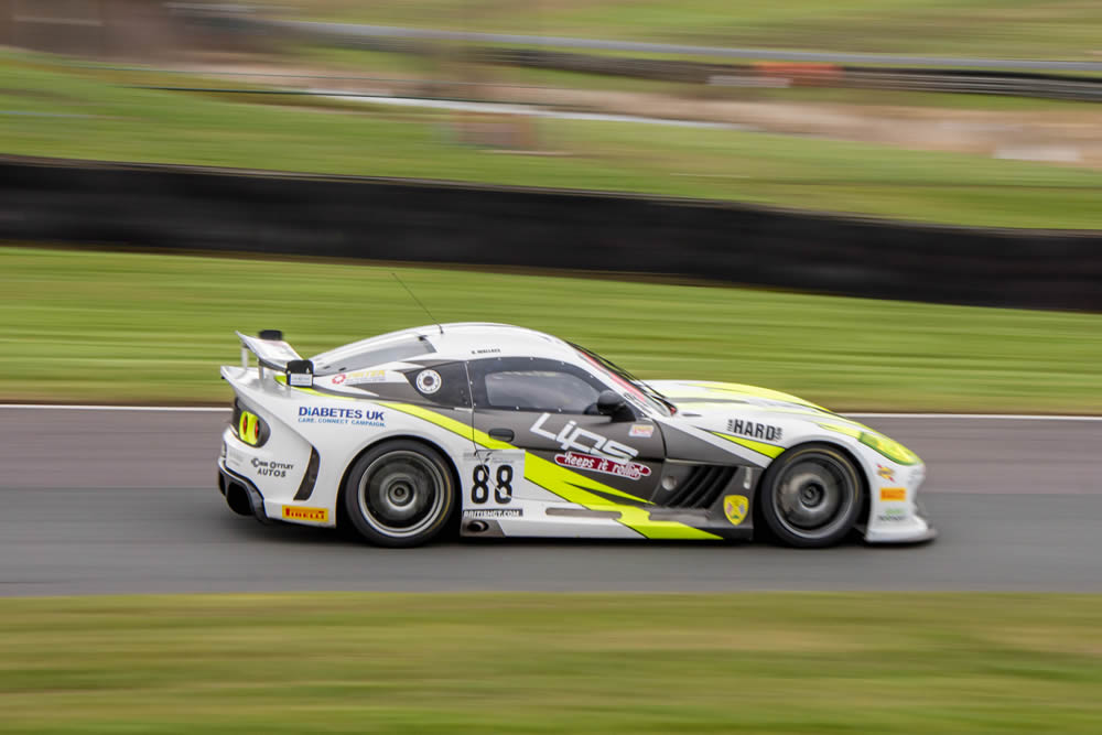 Ben Wallace Looks Forward To Round Six Of The British GT Championship; The Silverstone 500