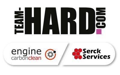 Engine Carbon Clean Team HARD