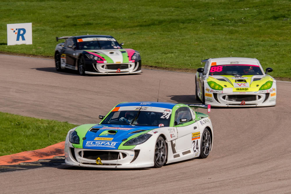 Britcar Endurance – Rockingham, Race Report