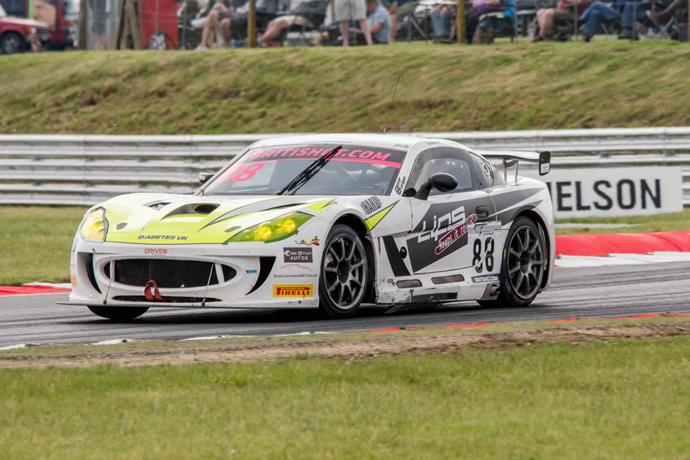 Ben Wallace – Snetterton Race Report