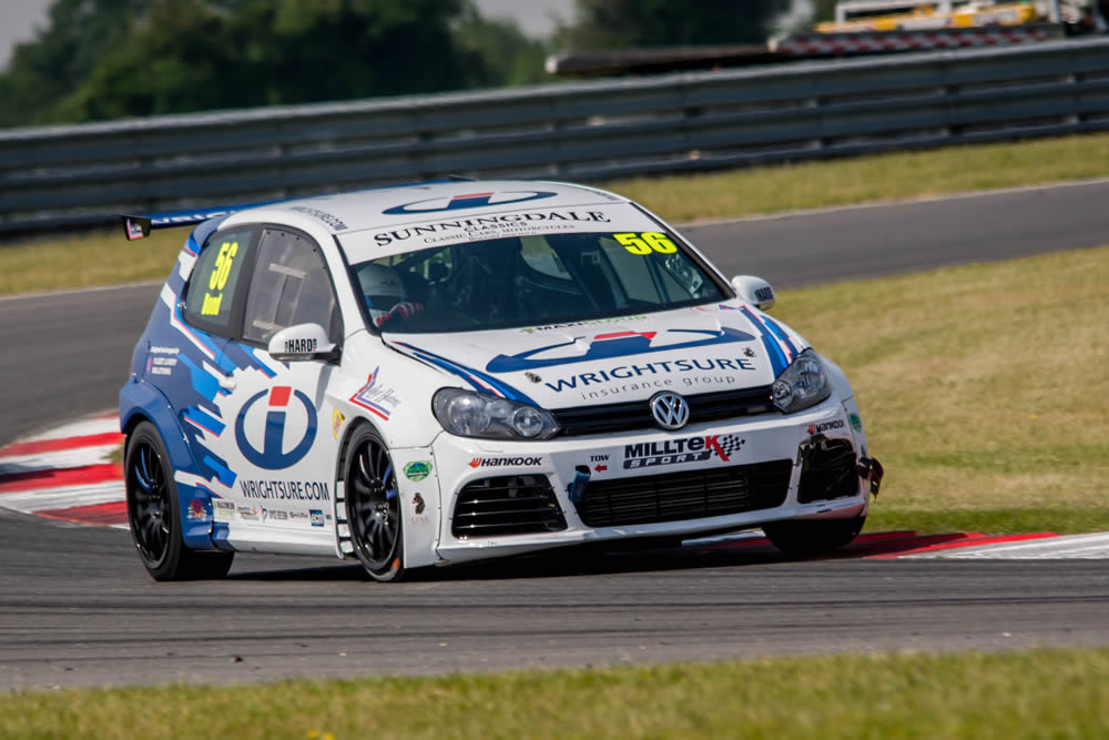 Jamie Bond race report – Brands Hatch VW Cup