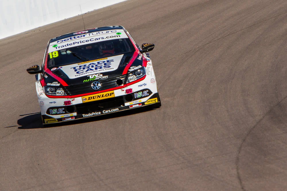Knockhill 'my biggest challenge yet' says Thompson.