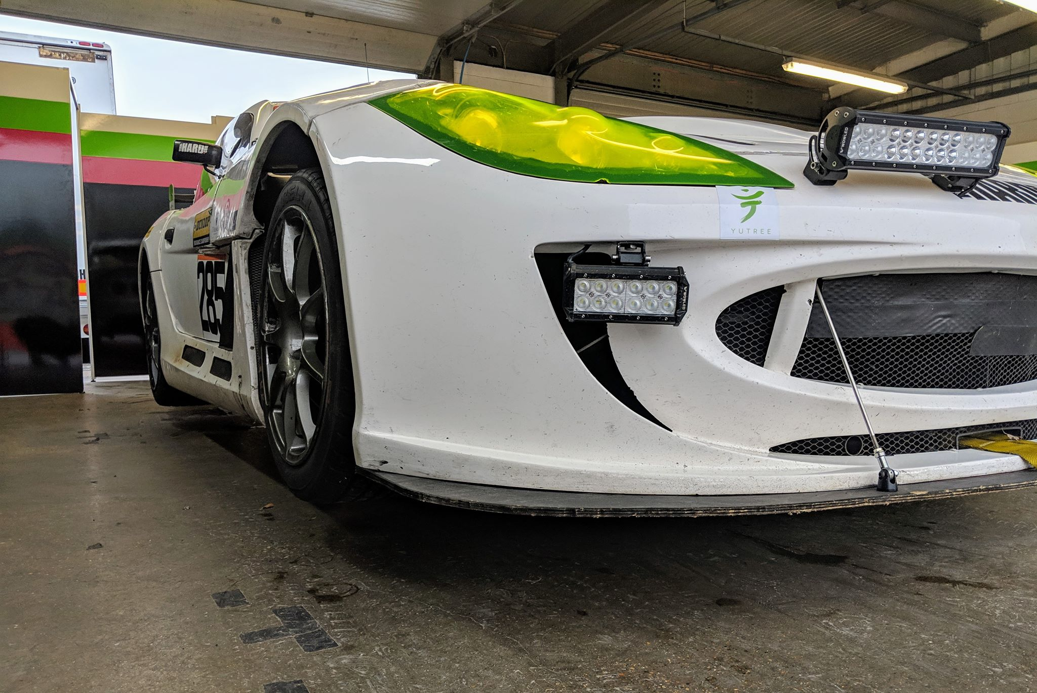 Radical racer Harper-Ellam in for Britcar finale