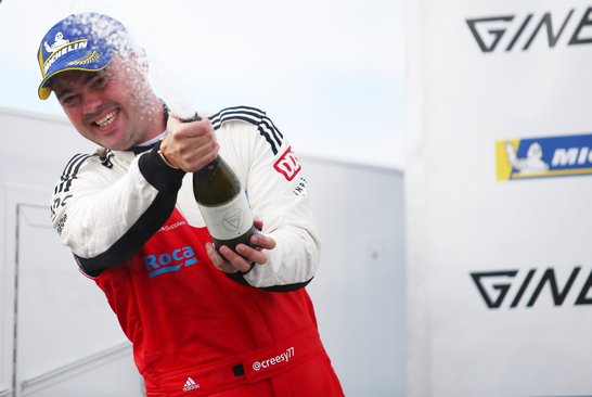 Michael Crees Secures Dream British Touring Car Championship Graduation