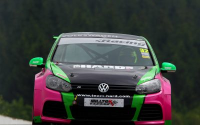 Howard Fuller back for VW Cup title assault with Team HARD & GKR Scaffolding