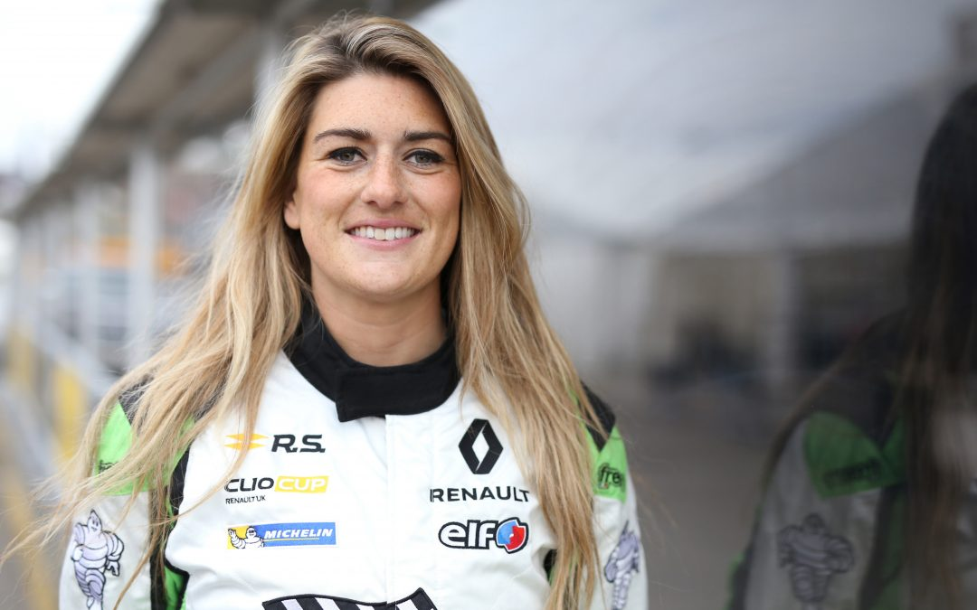 Jade Edwards confirms move to Team HARD. for 2019 Renault UK Clio Cup season