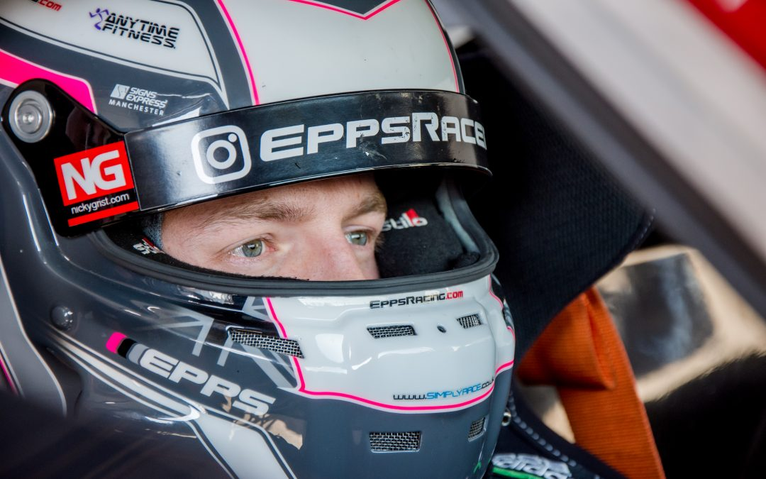 Mike Epps And Team HARD. Racing Reunite For Millers Oils Ginetta GT4 SuperCup