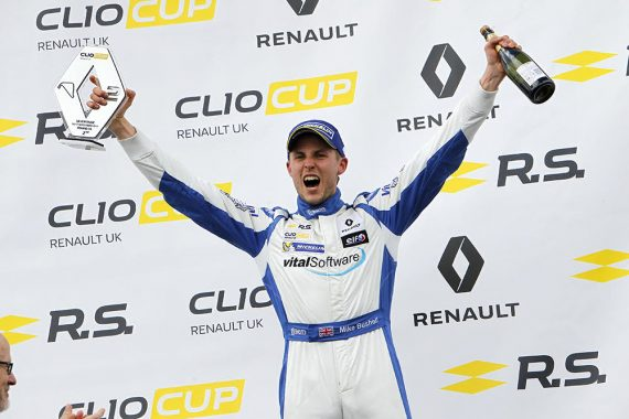 Bushell Moves to Clio Cup with Team HARD. Racing