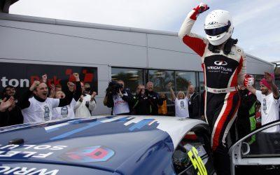 Team HARD. Racing Leaves Volkswagen Racing Cup Series