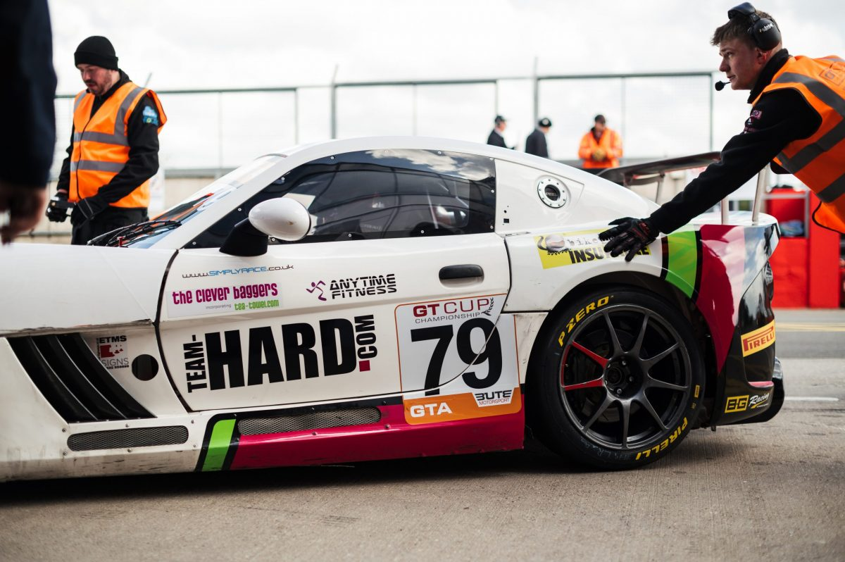 Ginetta GT Cup