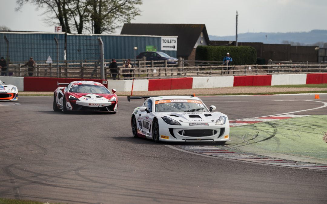 Kris Prosser Enters GT Cup in the Team HARD. Racing #79 Ginetta