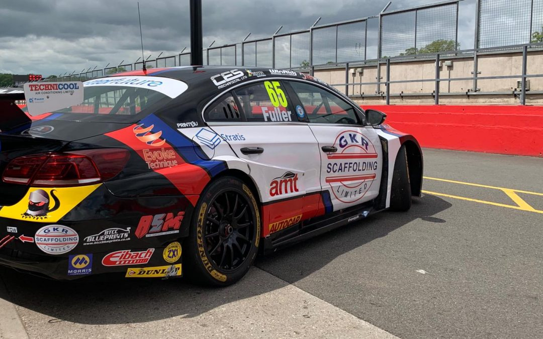 Fuller Partners Goff for BTCC Test