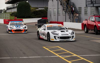 Chandler Partners Prosser for GT Cup Championship Assault