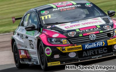 Michael Crees Buoyed By Improvements After Strong Thruxton Showing