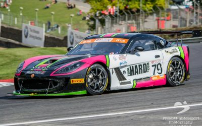 GT Cup Battle Heats up at Brands Hatch