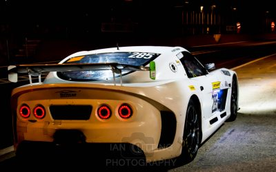 Clayden to Race 'Into the Night' at Britcar Finale