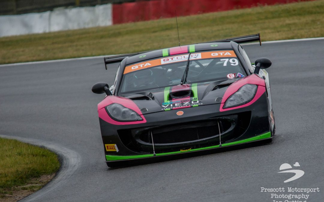 Niall Quinn to make racing return in GT Cup with Team HARD. Racing