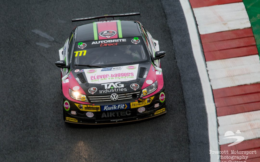 Crees Completes Maiden BTCC Season With Battling Brands Hatch Performance