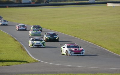 Quinn returns to the top in GT Cup debut