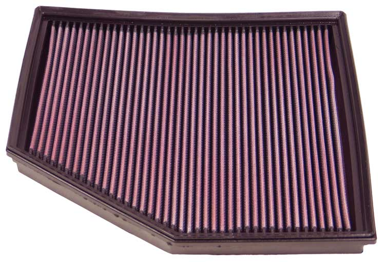33-2292 K/&N Replacement Air Filter BMW 525i KN Panel Filter 2.5L-L6; 2004