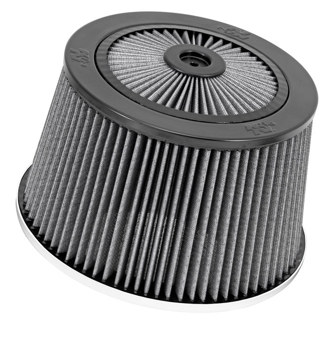 174MM BOD X 148.5MM TOD 65MM H RC-5049 K/&N Universal Clamp-On Air Filter 63MM FLG ID Universal Air Filters