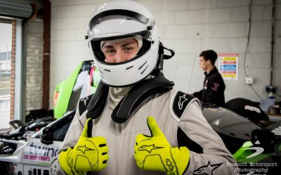 Chandler Back in for Britcar Finale