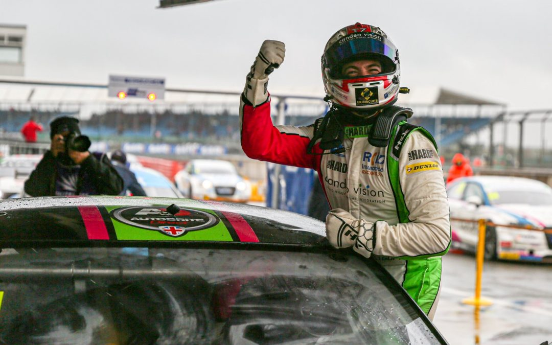 Jack's Back to Captain Team HARD. BTCC Campaign