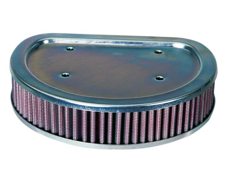 KN AIR FILTER REPLACEMENT FOR HARLEY DAVIDSON XL1200//SEVENTY-TWO; 2012-2014